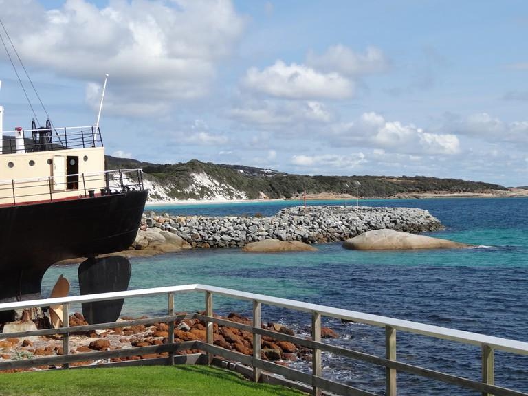 Whale World in Albany, Western Australia