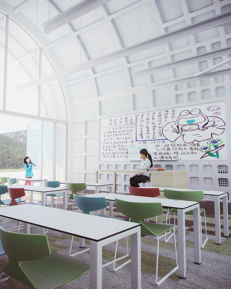 07_ZHA_Lushan_Classroom_courtesy of ZHA