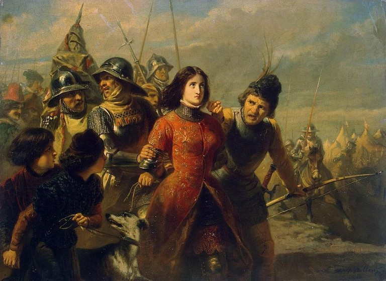 1024px-Adolphe_Alexandre_Dillens_-_Capture_of_Joan_of_Arc_-_WGA06347