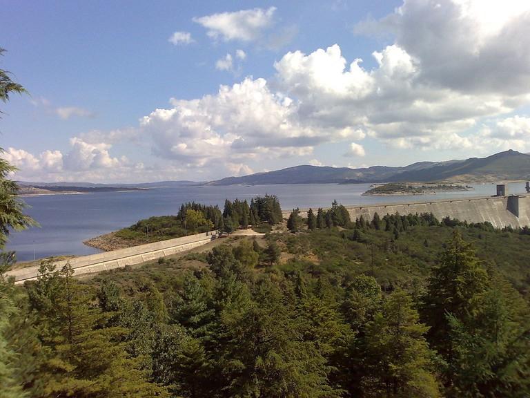 Alto Rabagão Dam