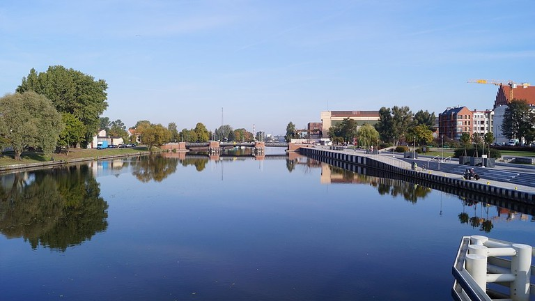 Canals of Elbląg
