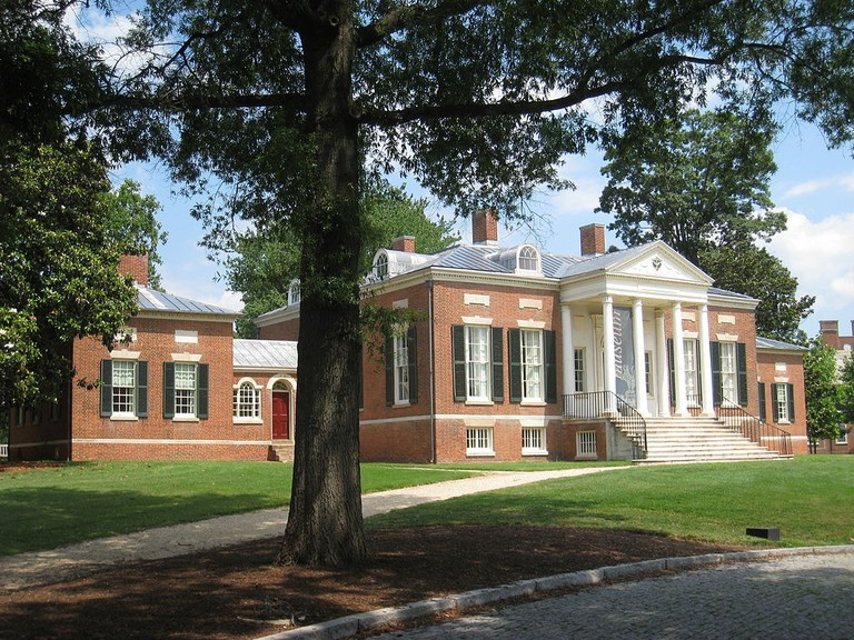 Homewood Museum, Johns Hopkins University, Baltimore, Maryland