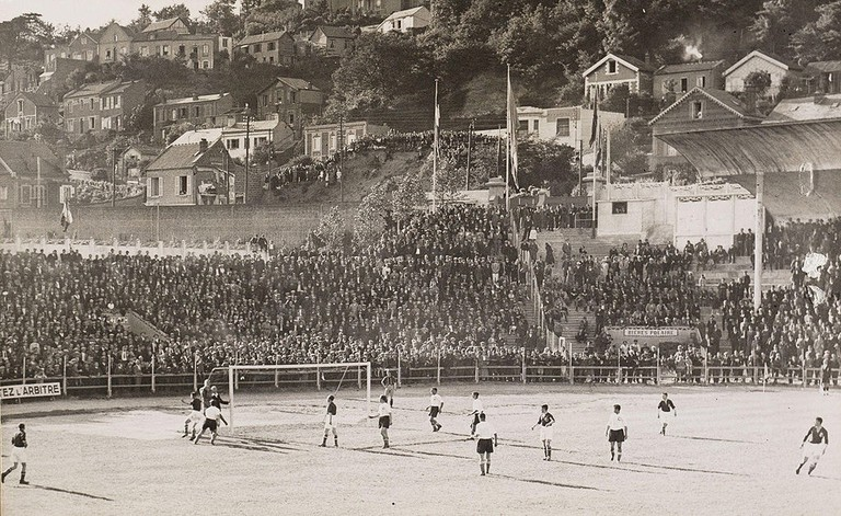 1938 World Cup in Italy | © Nationaal Archief / WikiCommons