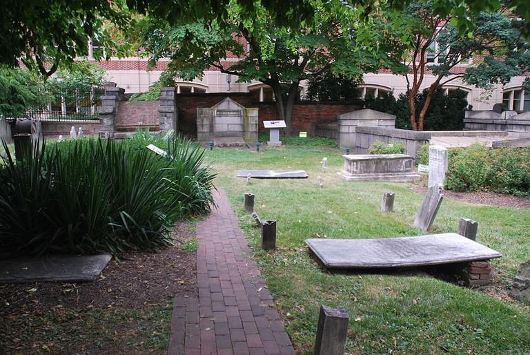 Westminster Hall and Burying Ground, Baltimore, Maryland