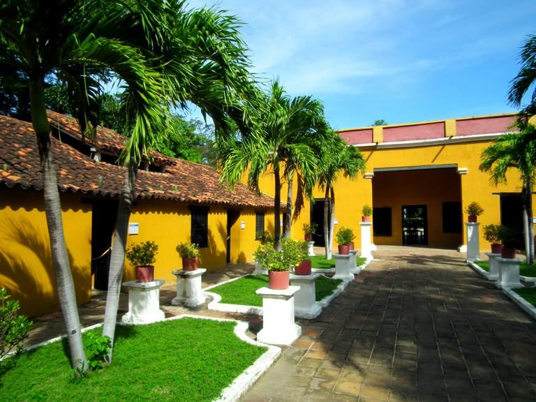 The Quinta de San Pedro Alejandrino