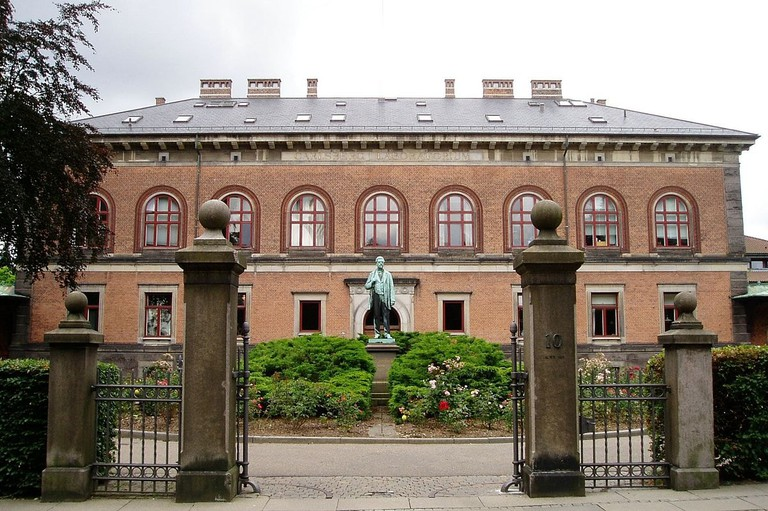 The Carlsberg Laboratory in Valby