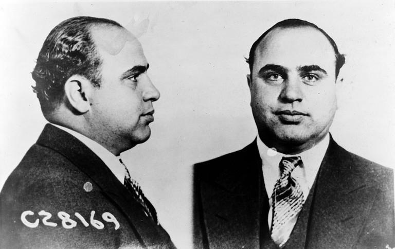 Al Capone Mugshot | © United States Bureau of Prisons/Wikicommons