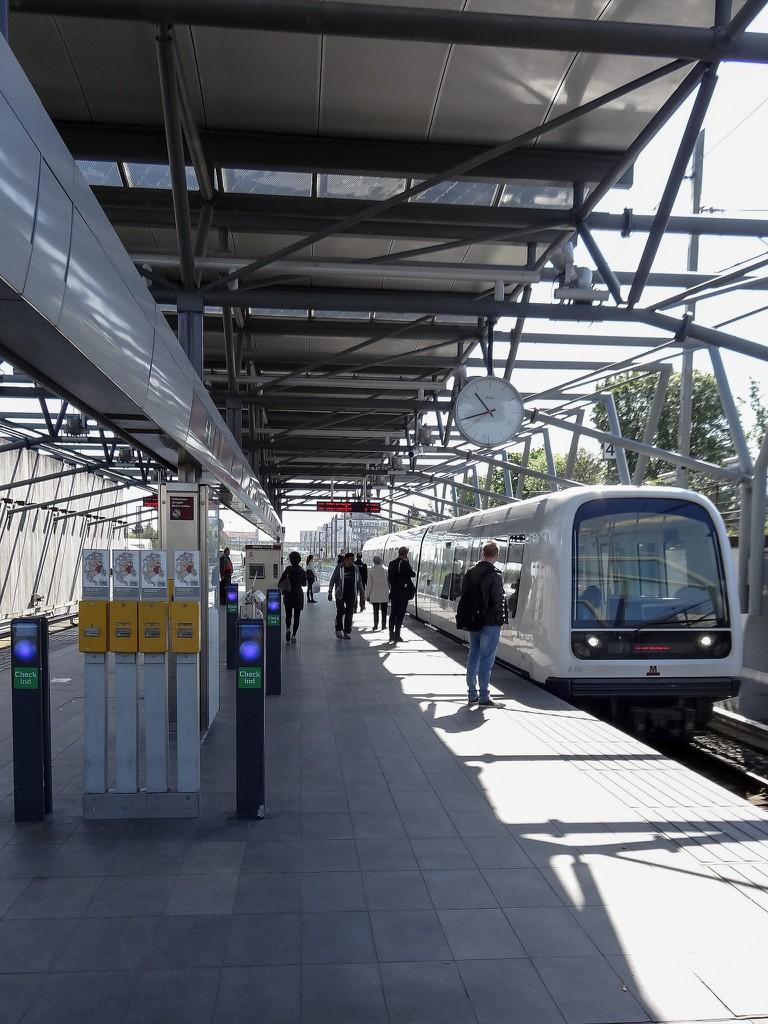 vanlose metro copenhagen tickets