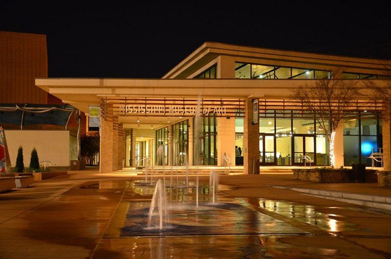 Mississippi Museum of Art in Jackson