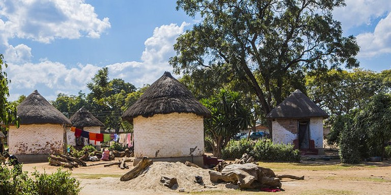 Kabwata Cultural Village is a great place to purchase authentic souvenirs in Lusaka