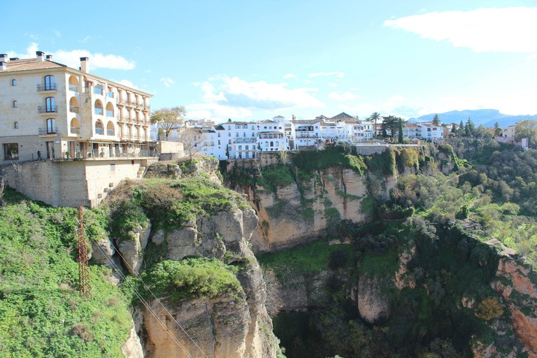 Grazalema is only a 30-minute drive from the stunning hilltop town of Ronda
