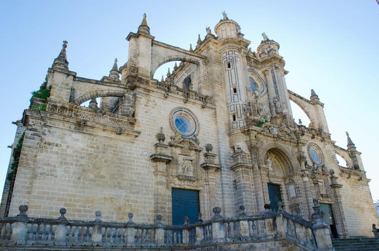 Jerez de la Frontera's beautiful cathedral