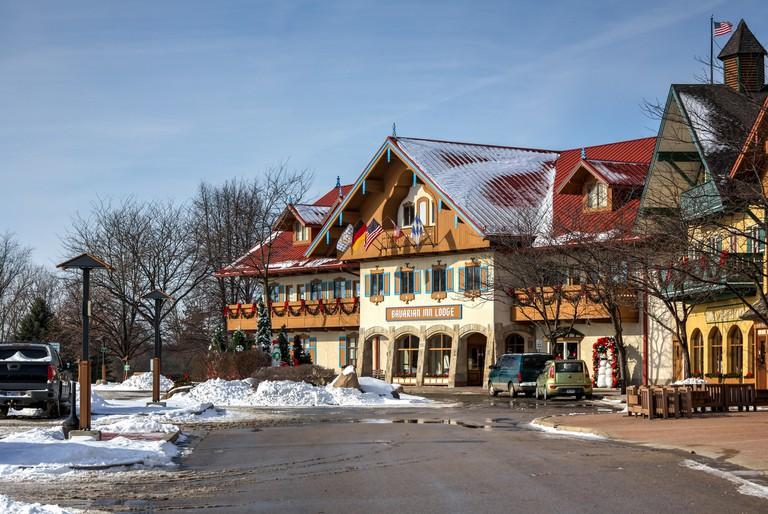 Frankenmuth's Bavarian Inn