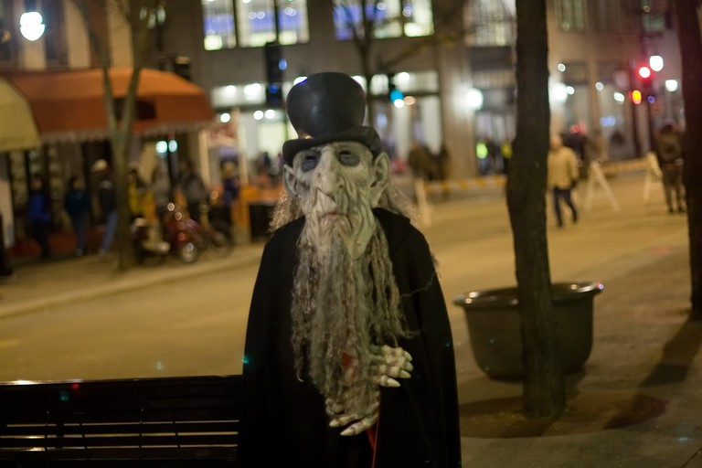 Halloween in Madison | © John Benson/flickr