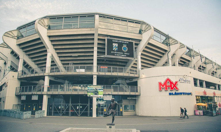 Gamla Ullevi is a great place to see football