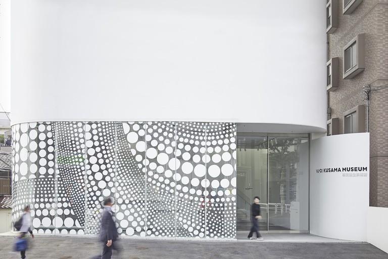 1F Museum Exterior