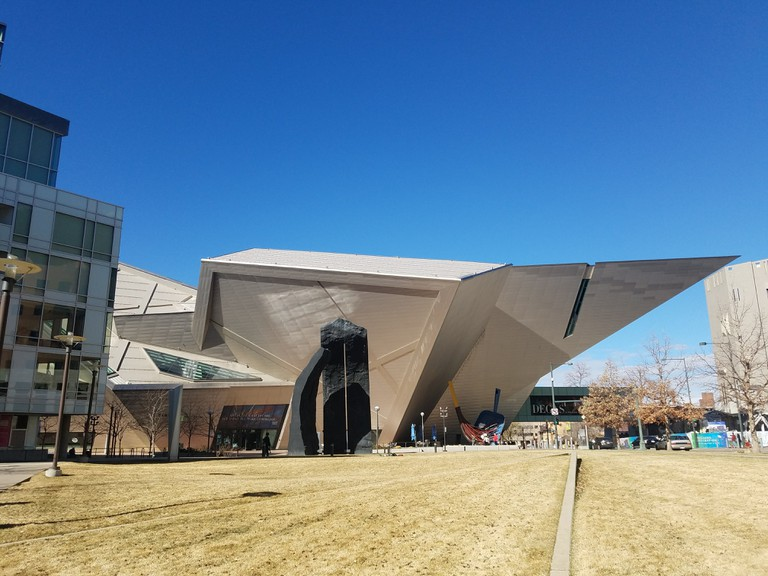 Denver is home to a stunning art scene from beautiful architecture of their museums like the Denver Art Museum to street art in RiNo
