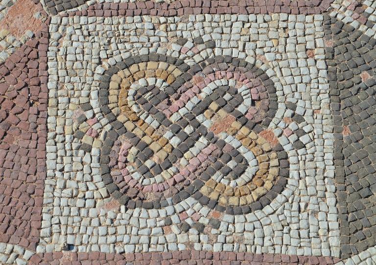 mosaic decorations