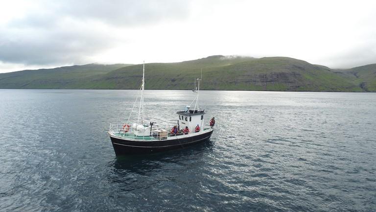 Fishing in the Faroe Islands