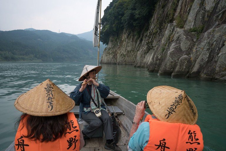 boat_kumano-kodo_japan