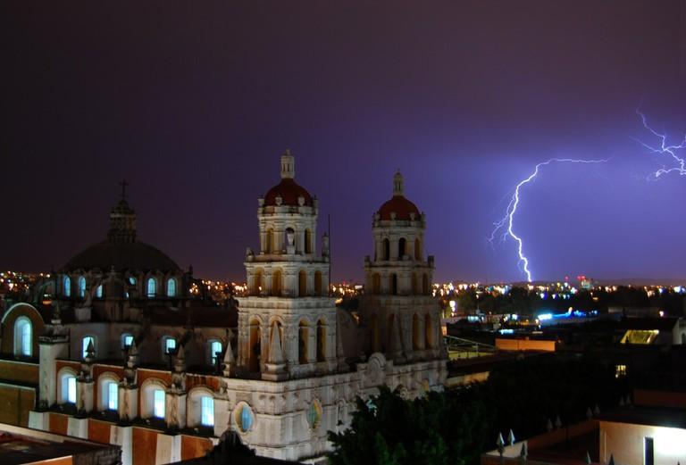 Stormy Puebla