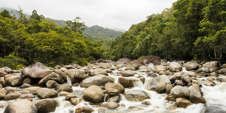 Mossman Gorge's gorgeous views