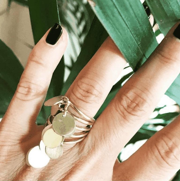 Antonia Karra's Sophia ring