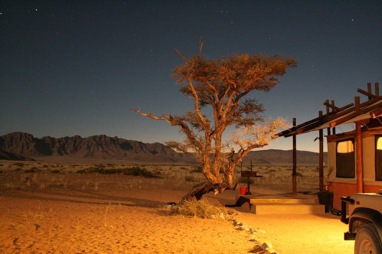 Namibia has some stunning natural beauty