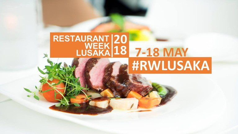 Restaurant Week Lusaka takes place from May 7–18
