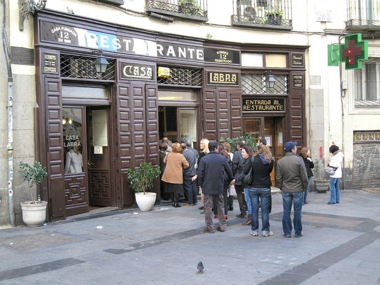 Casa Labra, Madrid