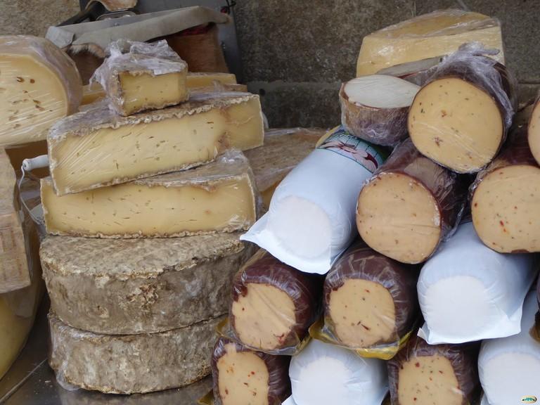 cheese, Asturias