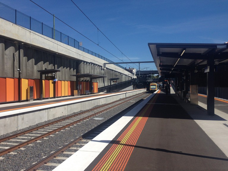 Bentleigh Railway Station