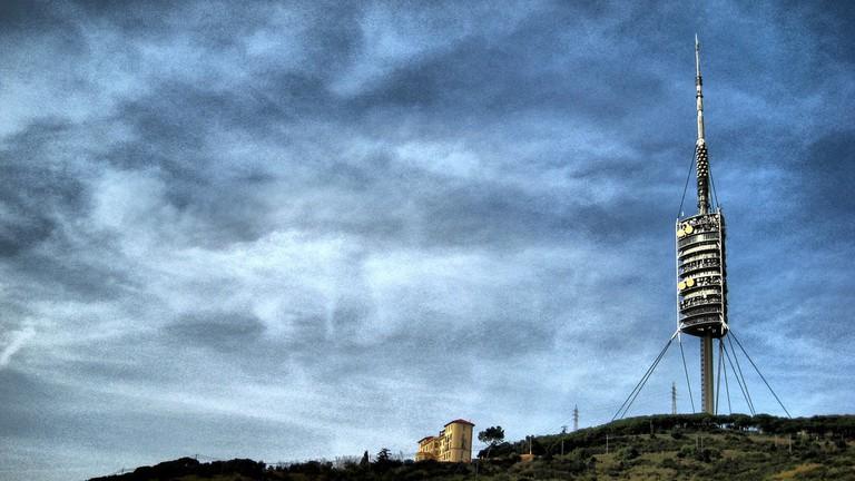 The Torre Collserola