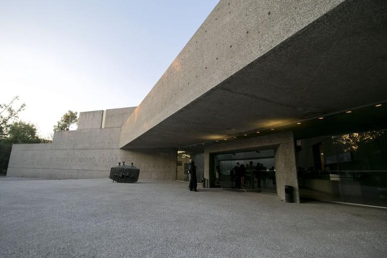 Museo Tamayo │