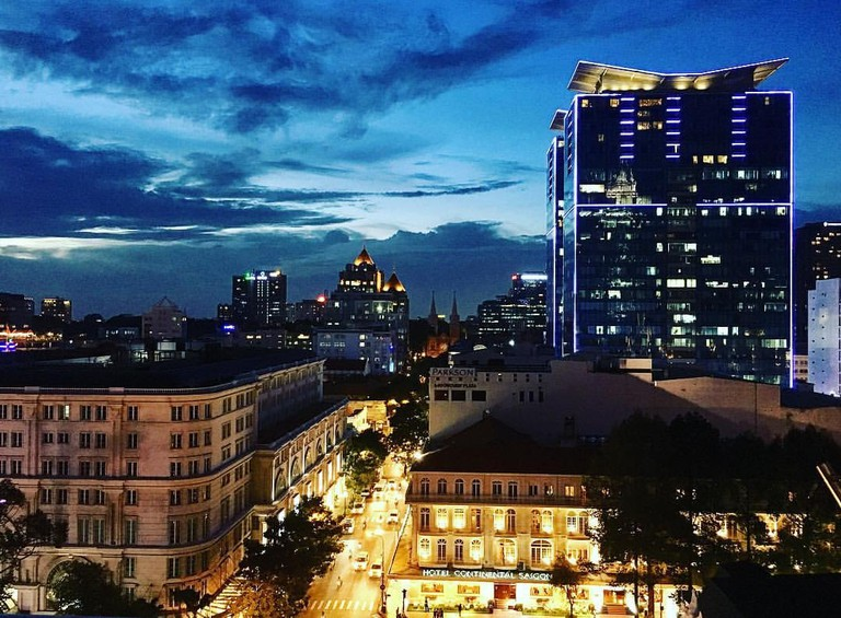 Evening_View_Saigon_Vietnam