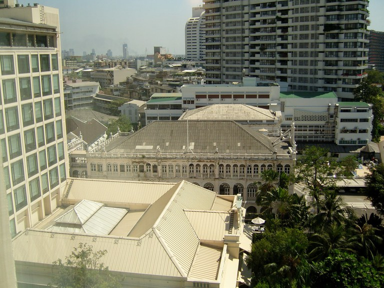 The East Asiatic Company building in Bangkok