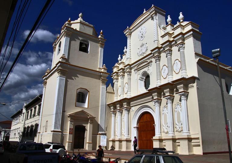 L'Eglise de la Merced, León