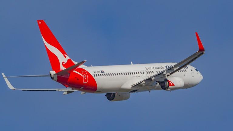 Spot Qantas planes
