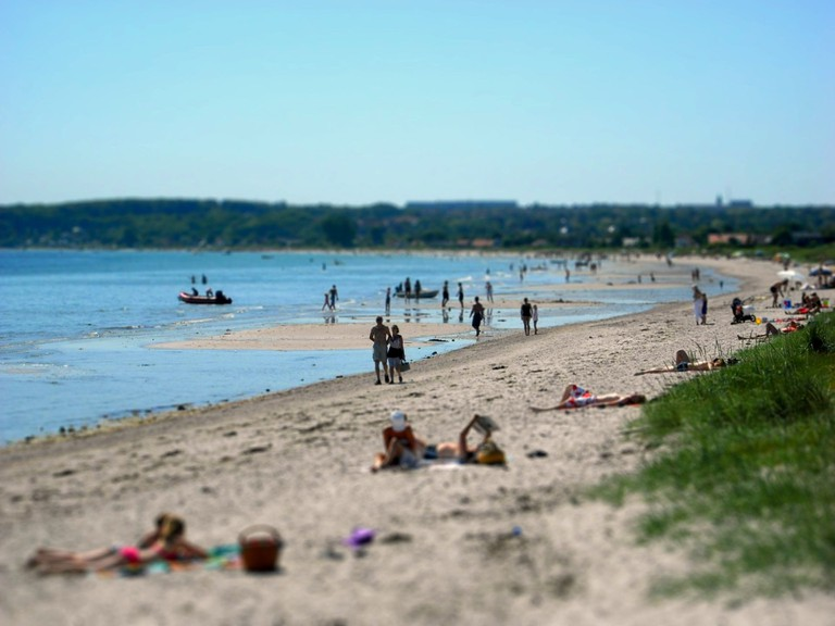 visit aarhus beaches