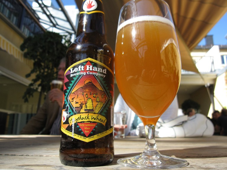 Longmont, Colorado, is home to one of Colorado's best breweries, Left Hand Brewing Company