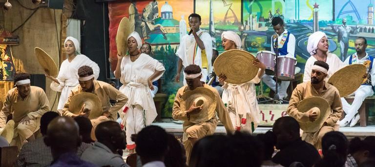 Yod Abyssinia Cultural Restaurant