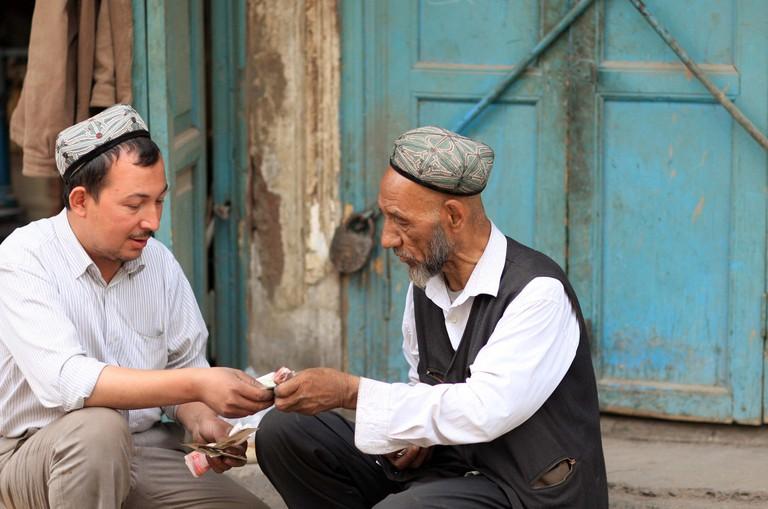 Uyghur Men