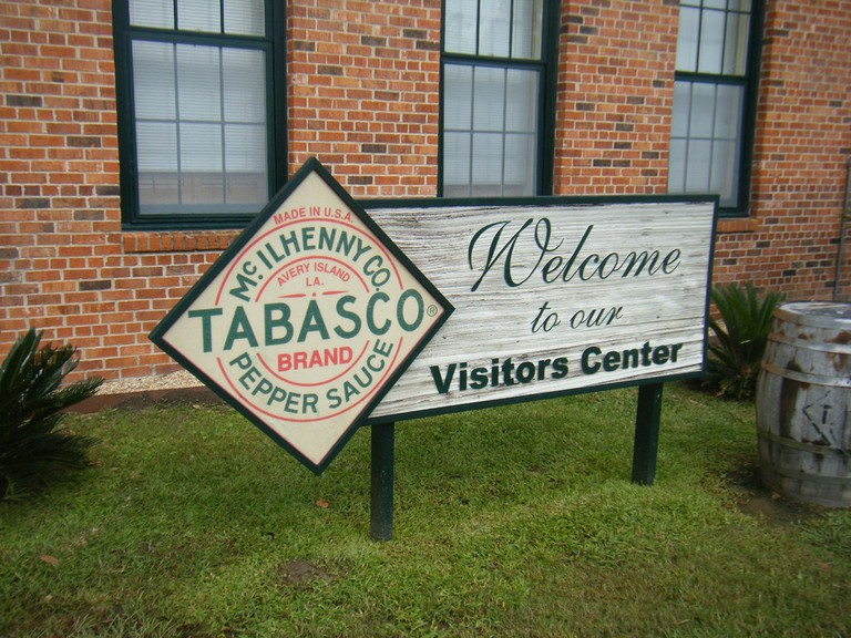 Avery Island, Tabasco, McIlhenny