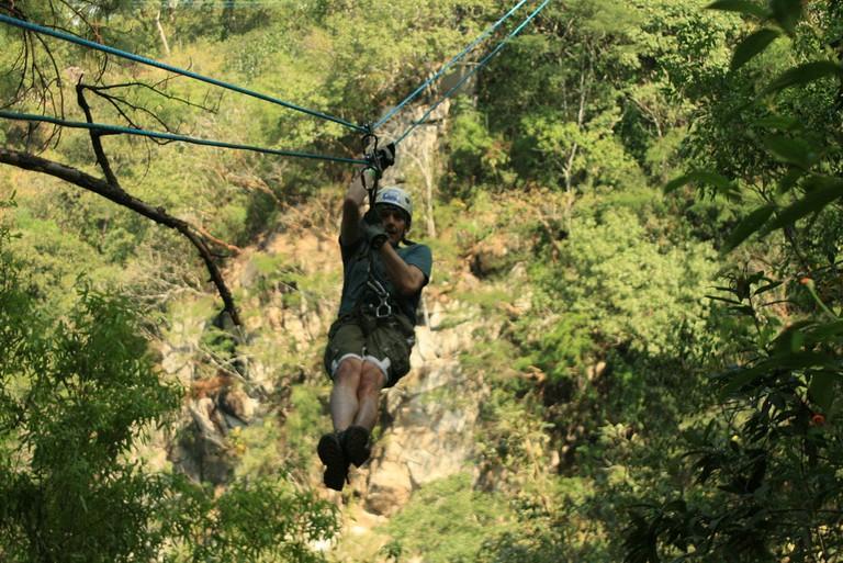What an adrenaline rush!!