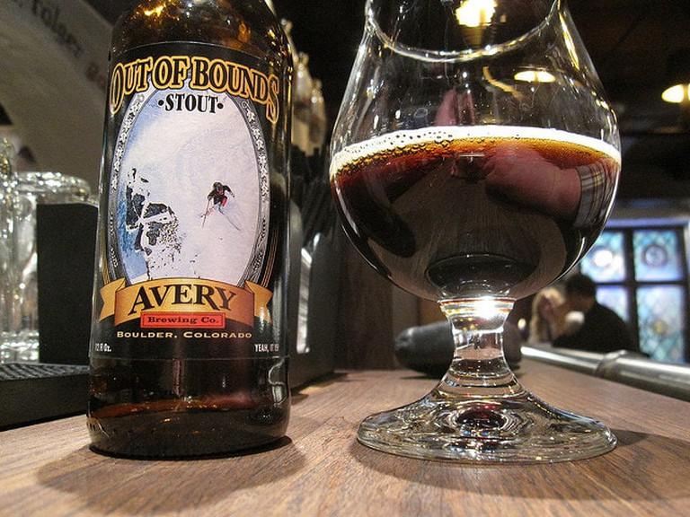 Avery Brewing Co. has been making ales and lagers since 1993.