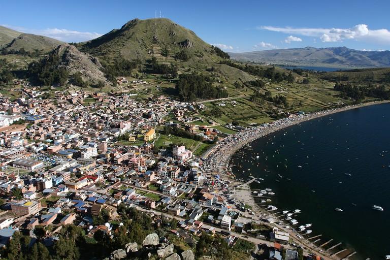 Copacabana, Lake Titicaca