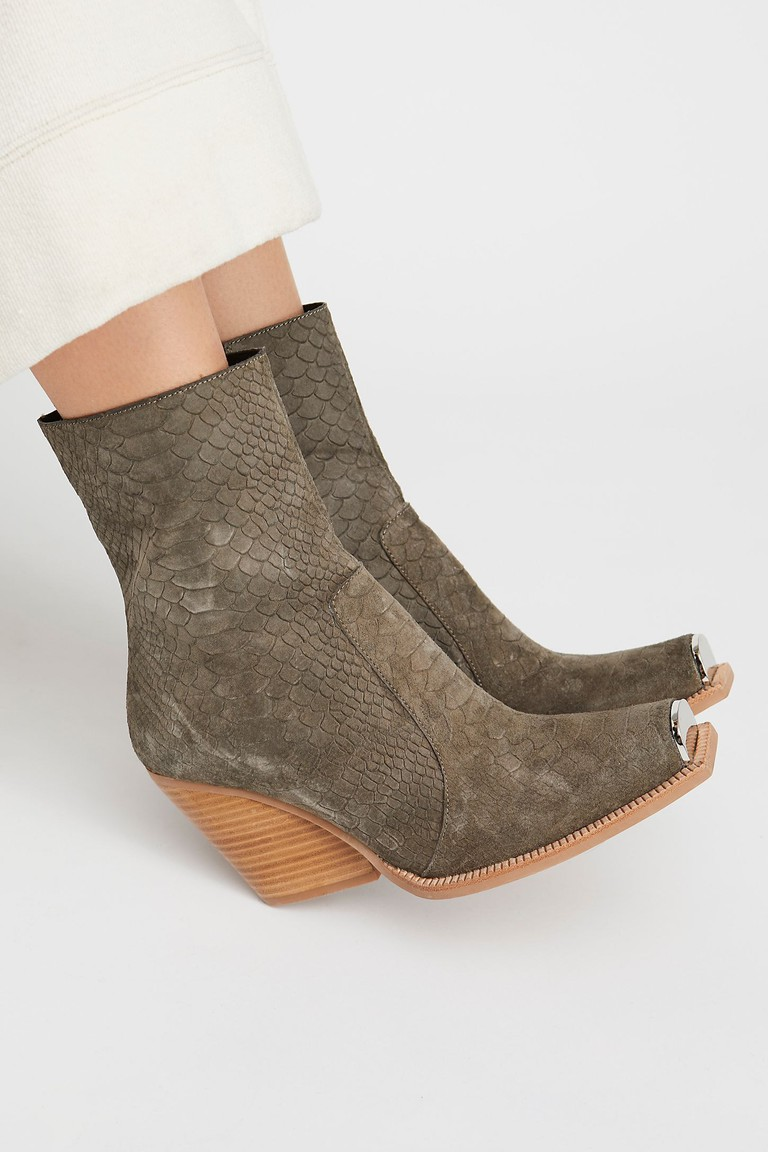 Free People cowboy boots £200
