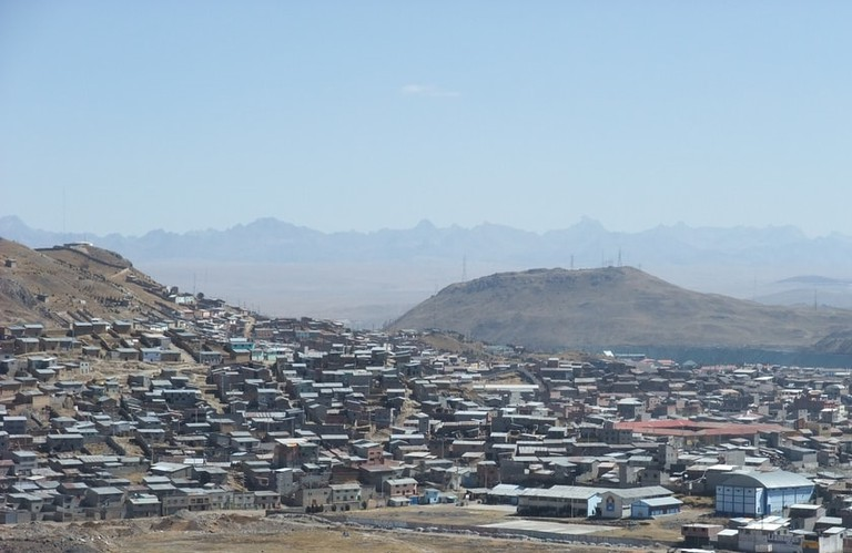 Cerro de Pasco, Peru