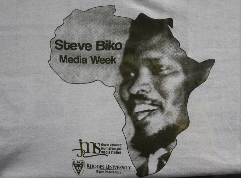 The image of Steve Biko