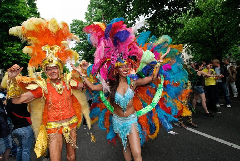 Carnival of Culture Parade in Berlin